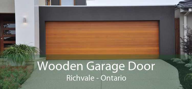 Wooden Garage Door Richvale - Ontario